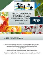 Profil Perawat Profesional