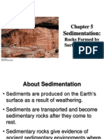 Chapter 5 Sedimentary Rocks