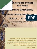 Curso de Dirección Estratégica de Comercialización - IIE Internet_2