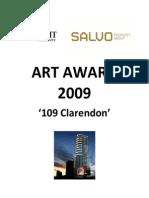 Salvo Property Group - Art Awards 2009 '109-Clarendon'