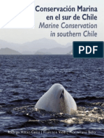 Conservación marina en el sur de Chile