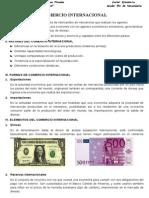 Sepa Economia Comercio Internacional 5to
