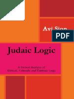 Judaic Logic
