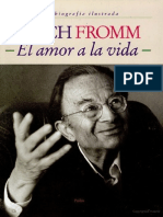 Erich Fromm - El Amor a La Vida