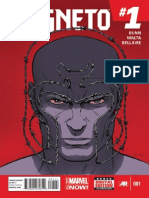Magneto Exclusive Preview