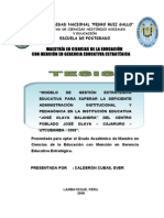 Tesis_Administración institucional_pedagógica