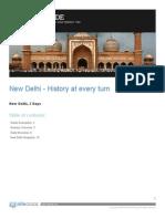 New Delhi - History at Every Turn