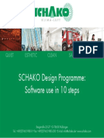 SCHAKO Software Use in 10 Steps