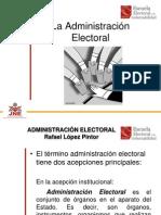 La Administracion Electoral