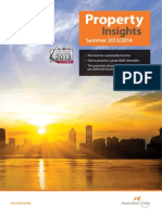 PropertyInsights Summer 2013-14