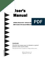 Epox Ep-9npa3 Sli Ep-9npa7 Manual