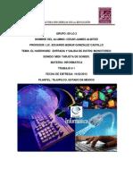 Tema 2 Informatica