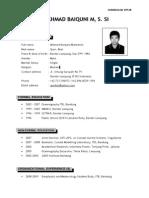 CV Quni English