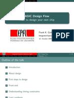 ASIC Design Vlsi
