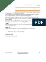 FI YUFI AR327 YUFI ARR327 THL Remittance Advance From Customer