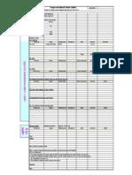 Savings Declaration Form 2013-14