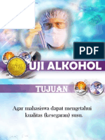 Uji Alkohol