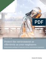 Protect the Environment En