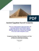 Geometry Ancient Kemet Yes