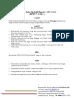Formulir Pendaftaran Pengurus BEM UIN SUSKA