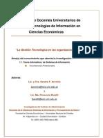 Ponencia Gestion Tecnologica DUTI