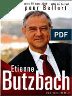 Unis pour Belfort - Butzbach 2008