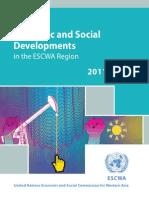 The Survey of Economic and Social Developments in the ESCWA Region 2012-2013