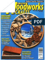 Creative Woodworks - Crafts (March-2009)