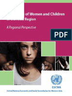 TRAFFICKING OF WOMEN AND CHILDREN IN THE ARAB REGION