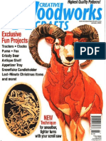 Creative Woodworks - Crafts (January 2009)