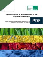 Studiu în domeniul energiei produse din biogaz