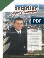 Pontarlier, agir ensemble - Genre 2008