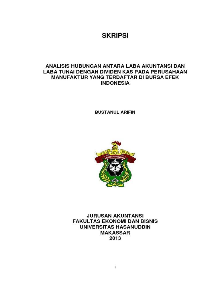 Skripsi Lengkap Feb Akuntansi