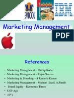 1.Marketing Management