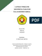 LAPORAN PSIKIATRI COVER JIWA TN.D