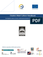 Clusters Meet Culture Handbook Investigation About Virtuous Combinations Between Culture and Production