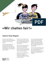 Wir chatten fair! A6 Karten, PDF | Nous tchatons avec fair-play! cards, A6 PDF | Noi chattiamo sicuri! A6 PDF