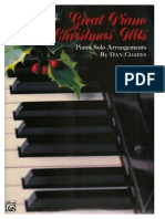 Piano Christmas Hits