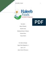 Final Haleeb Report