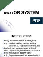 l007 Motor System
