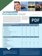 Economische Vooruitzichten België December 2013