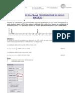 19_Geotecnica_Modellazione Di Una Trave Su Suolo Elastico (SAP)