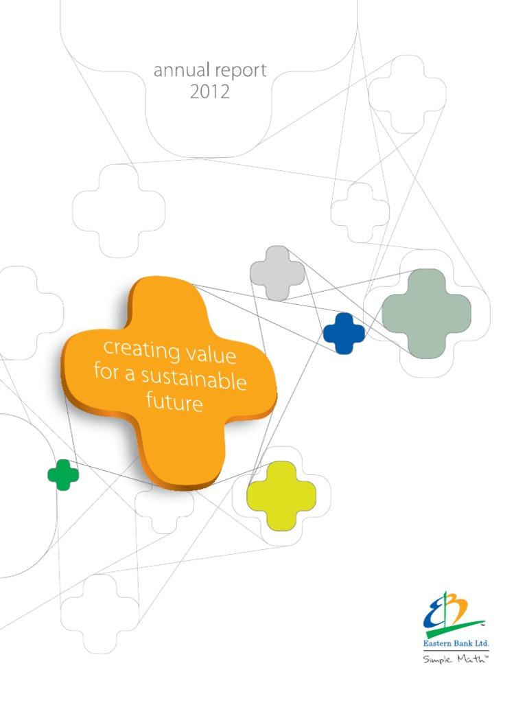 annual report estern bank 2012 corporate governance banksLanding Page Optimization Spot Response 347252 #8