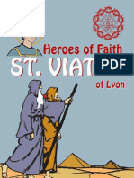Heroes of Faith St. Viator