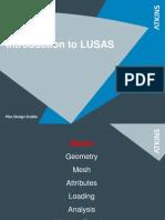 Lusas Basics