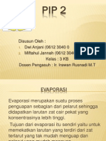 Evaporator Ppt