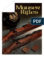 Mauser Rifles - NRA American Rifleman - 2005