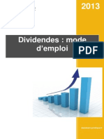 Extrait Guide Dividendes