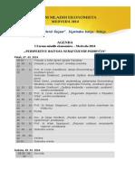 Forum Medvedja 2014