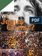 CFC CLP Talk 2 - Who is Jesus Christ